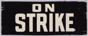 on-strike