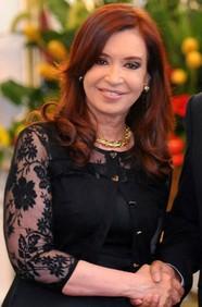 Cristina Kirchner, Susilo Bambang Yudhoyono