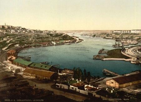 Η Σεβαστούπολη το 1905