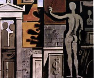 Πίνακας του Γ. Μόραλη