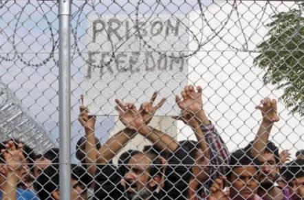 StratopedaSygentrwsis prison freedom