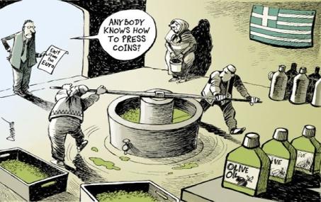 IMAGE-Ελλάδα-grexit-ευρώ-δραχμή-τύπωμα
