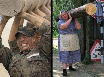 women-army